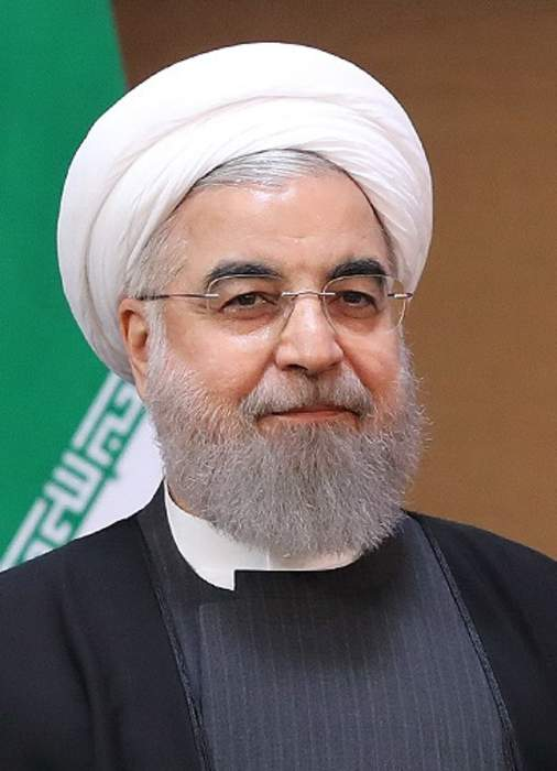 Irish foreign minister meets Iranian President Rouhani to discuss nuclear deal
