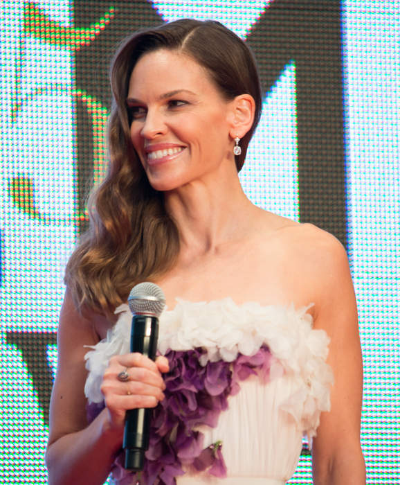 Hilary Swank brings touch of class to Fatal Attraction knock-off