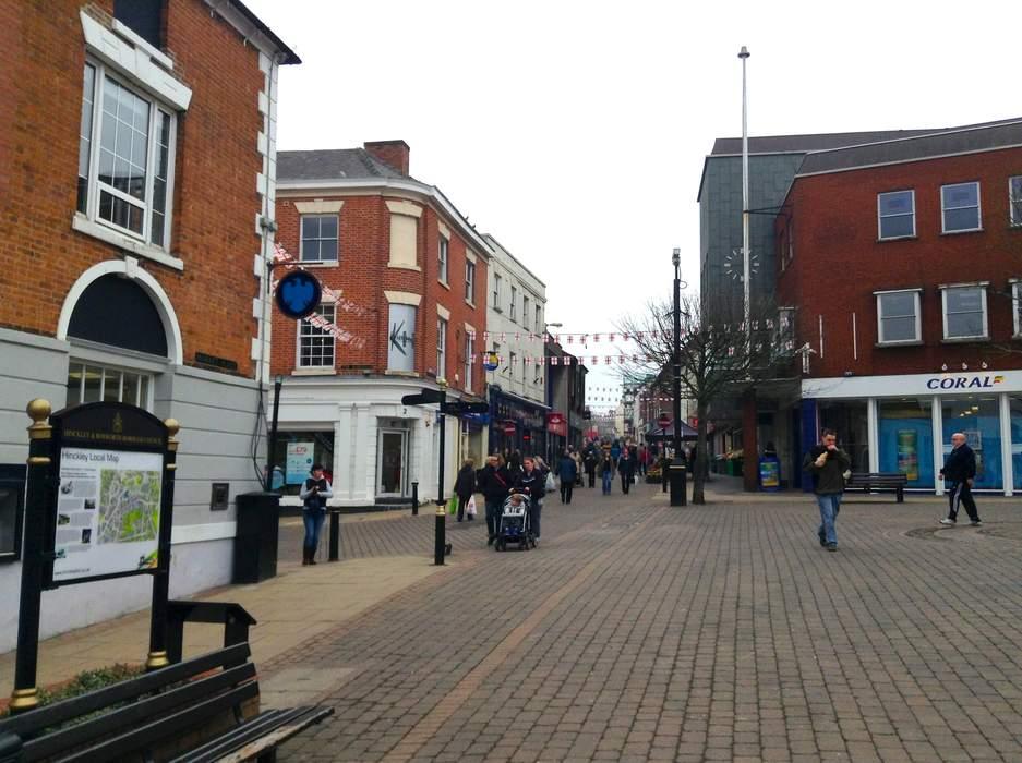 Hinckley stabbing: Teenager found dead in street