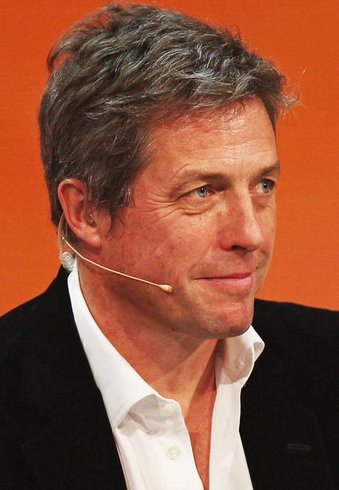 Hugh Grant spotted in Frome bakery