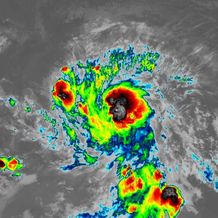30 million under tropical storm watch as Elsa roars up East Coast; 1 dead in Florida