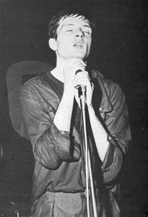 Ian Curtis tribute marks Mental Health Day