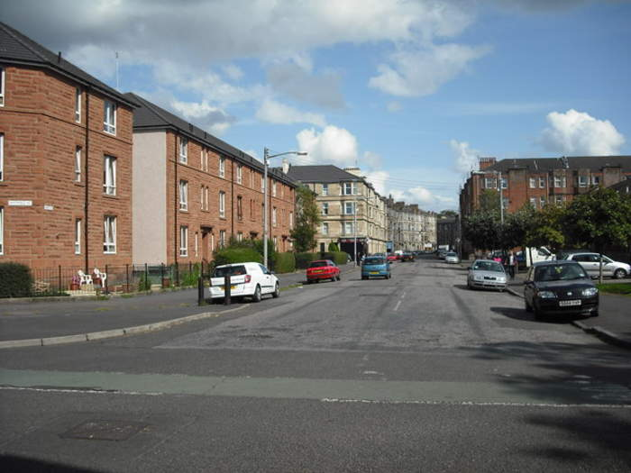 Ibrox, Glasgow