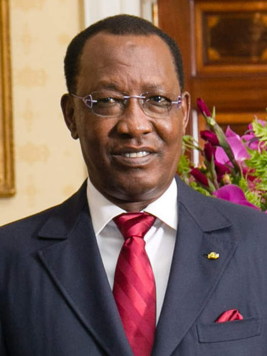 Idriss Déby: Chad funeral for president killed by rebels