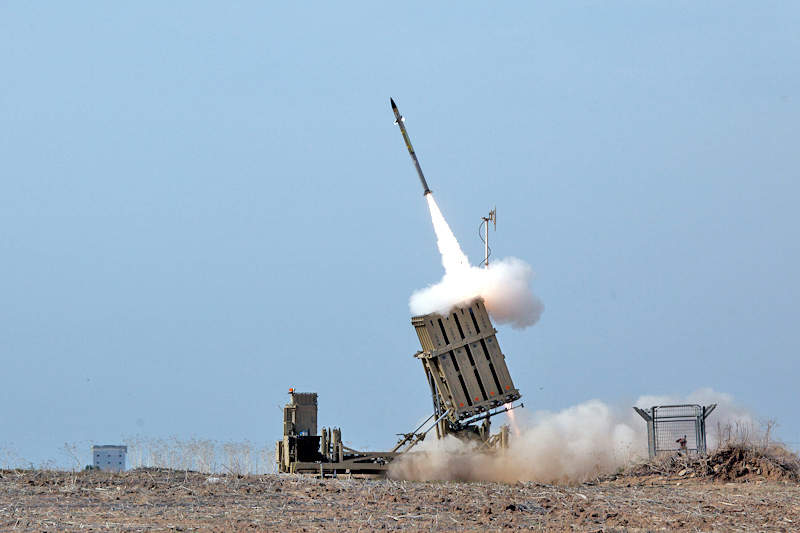 US House approves $1-billion for Israel's 'Iron Dome'
