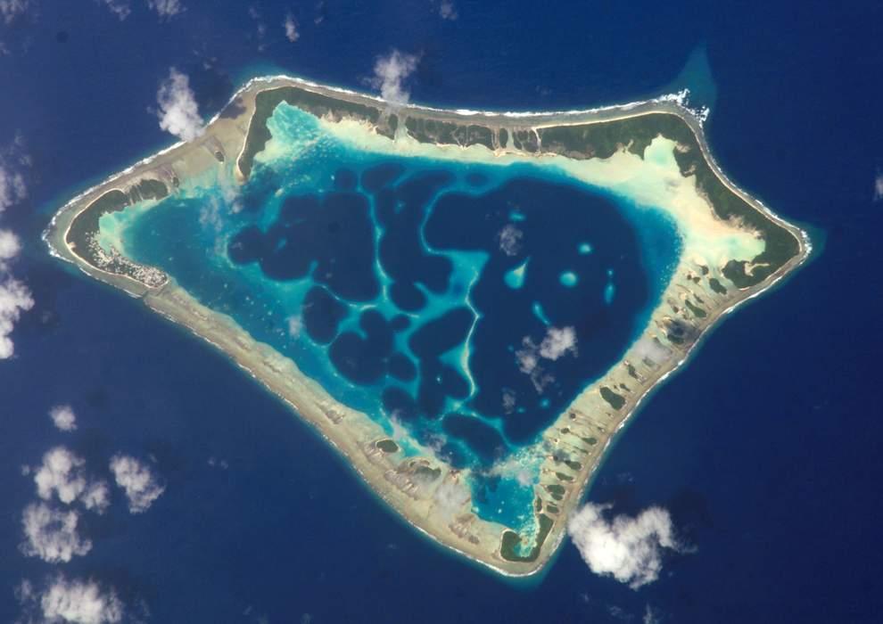 Island reveals rising tide of plastic waste