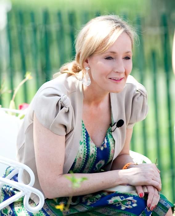 JK Rowling donates £15.3m to Edinburgh MS research centre