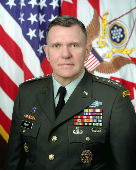 Gen. Keane: No president has kept Americans 'informed and advised' on what is happening in the Middle East