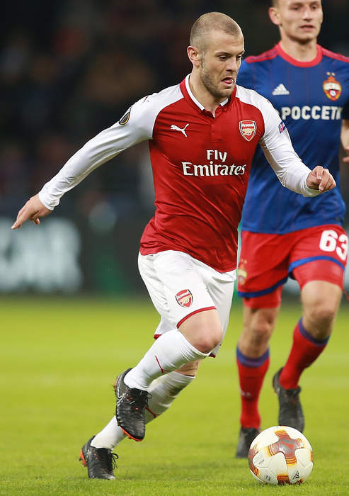 Jack Wilshere: Bournemouth release ex-England, Arsenal and West Ham midfielder