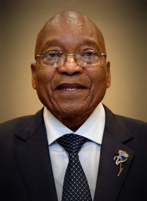 Jacob Zuma jailed for 15 months for contempt of court