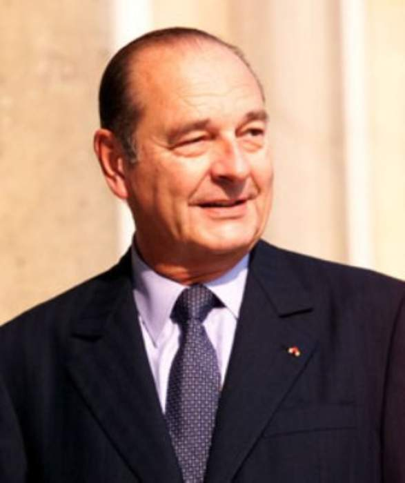 Moroccan king ill, forced to miss Chirac funeral service