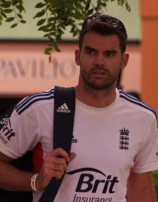 England v Pakistan: James Anderson backed to return to form by Joe Root