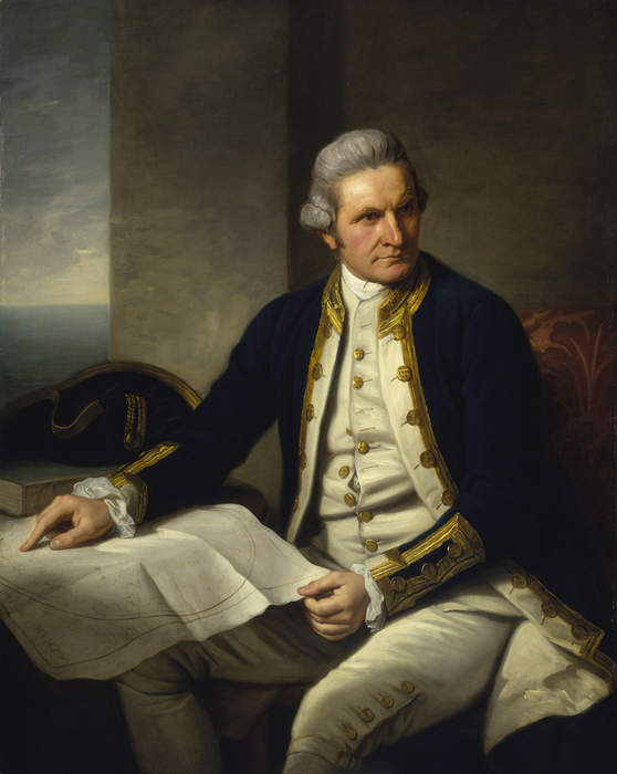 250 years since Captain Cook arrived in Australia, his legacy remains fraught