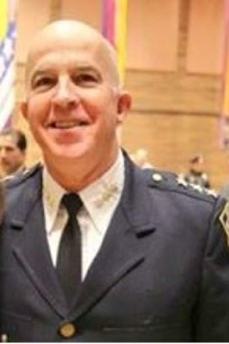New York police commissioner to step down from 'a job that consumes you'