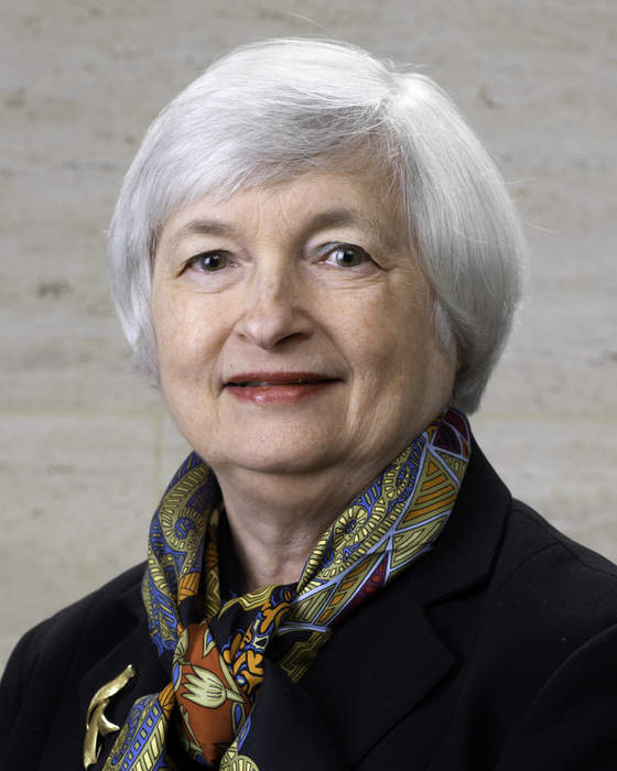 Janet Yellen sworn in as first female Treasury Secretary