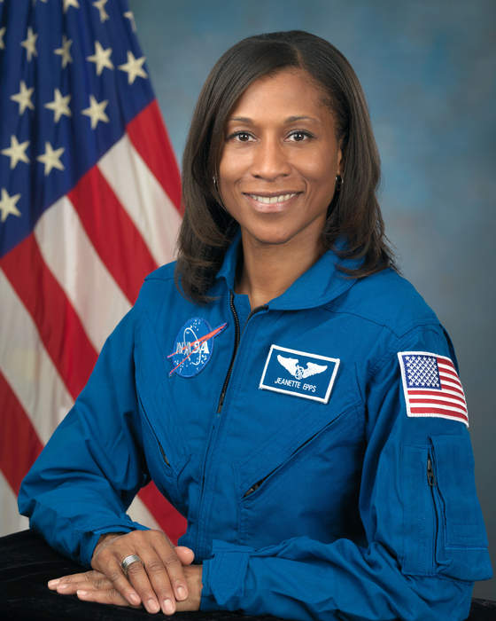 NASA astronaut Jeanette Epps could become first Black woman to live on the International Space Station