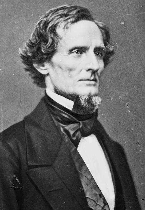 'White Lies Matter' group says it stole Jefferson Davis chair, will turn it into toilet unless demands are met