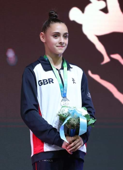 Olympic Gadirova twins 'thrilled' at school grades