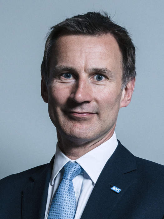 Jeremy Hunt has stopped caring which side of history he is on, as long as he is the face of it