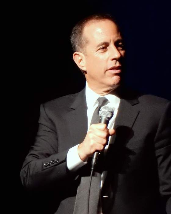 Jerry Seinfeld Performs first Time Since Pandemic at Gotham Comedy Club