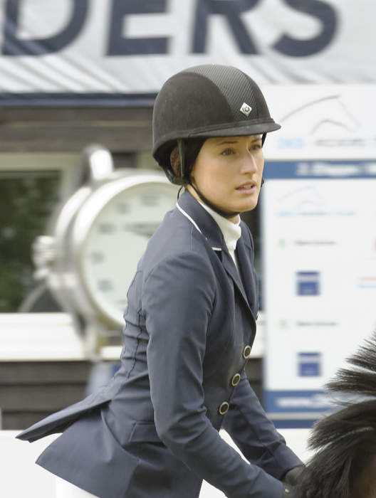 Jessica Springsteen, U.S. equestrian jumping qualify for Olympic team finals