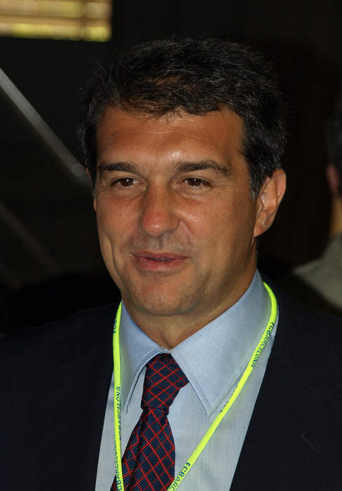 Barcelona president Laporta says Spanish club is £1.15bn in debt