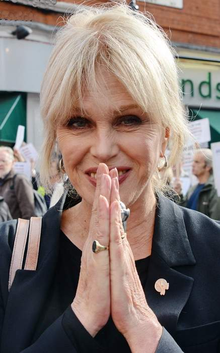 Joanna Lumley among celebs backing appeal to save Ethiopian forest