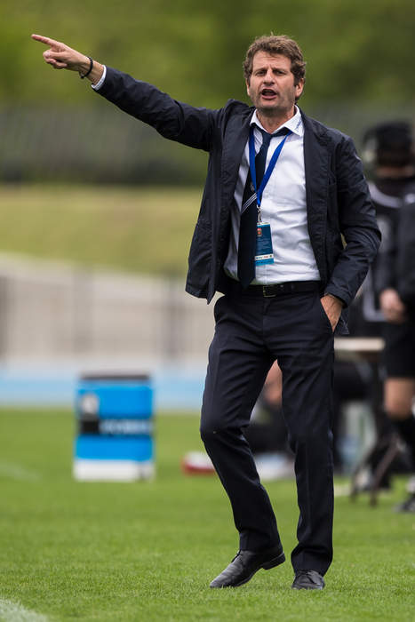Arsenal Women: Joe Montemurro to depart as head coach at end of season