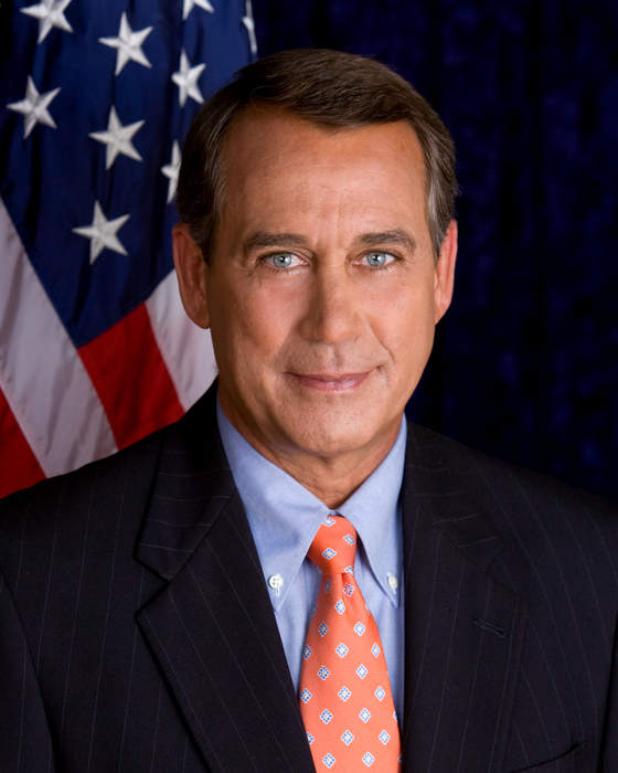 60 Minutes gets personal with John Boehner