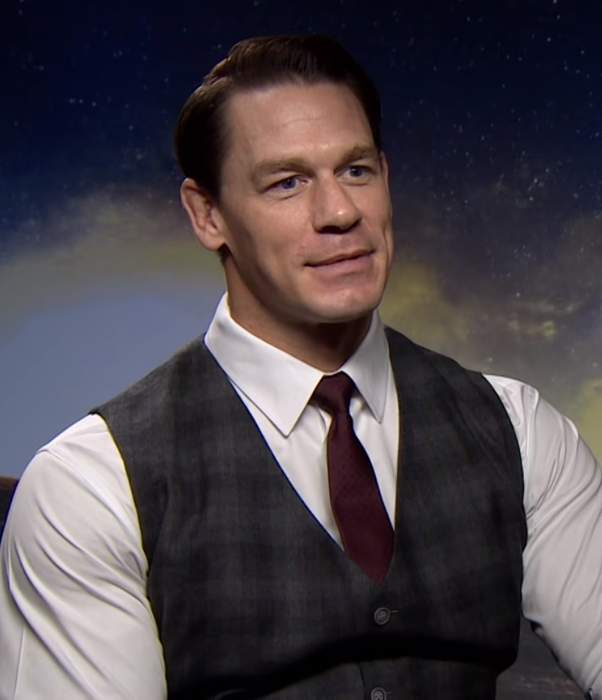 'I'm really sorry': Actor John Cena apologises to China for calling Taiwan a country