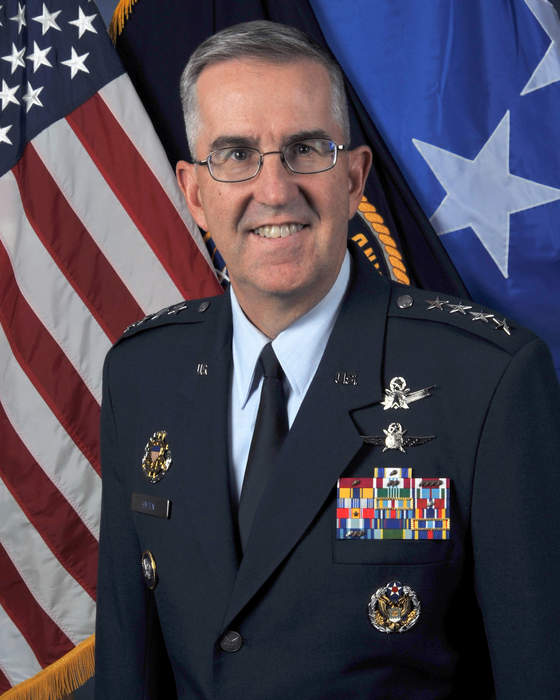 Senate confirms Hyten as vice chairman of Joint Chiefs