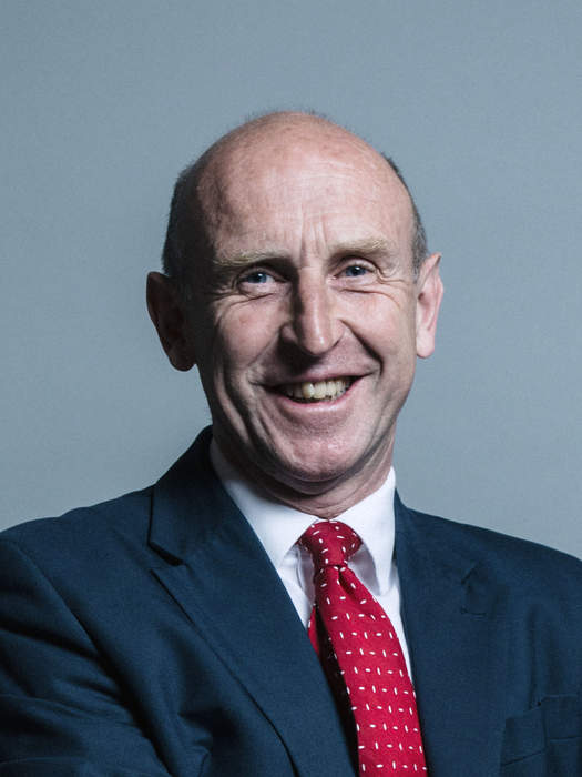 John Healey (politician)