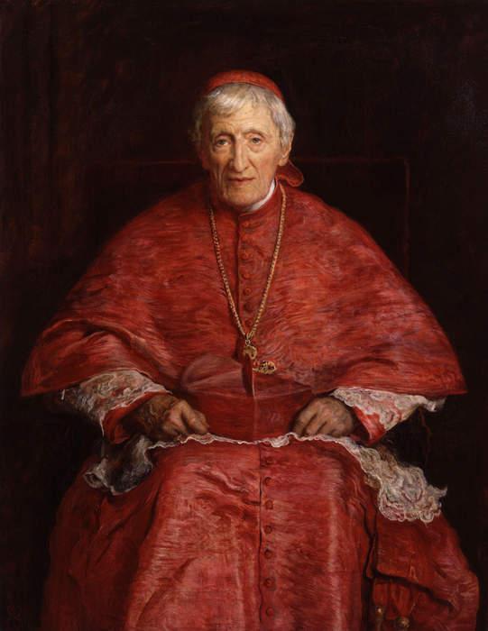 Pope canonizes British Catholic luminary John Henry Newman, four others