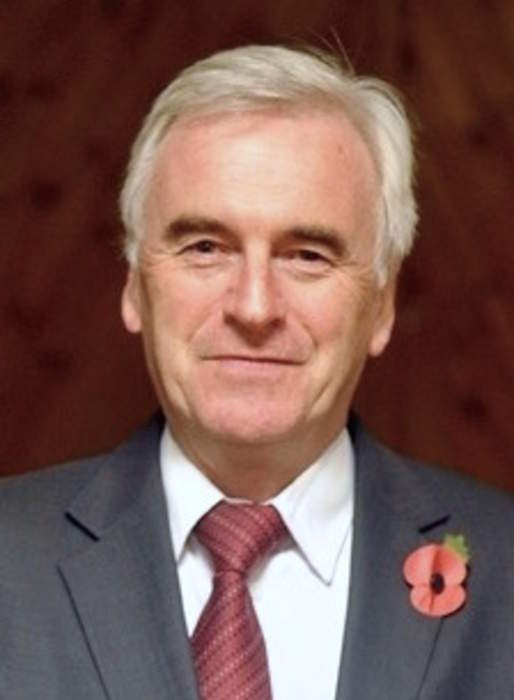 'You are being played': John McDonnell tells BBC live on air Boris Johnson is making fools of them by continually dodging Andrew Neil interview