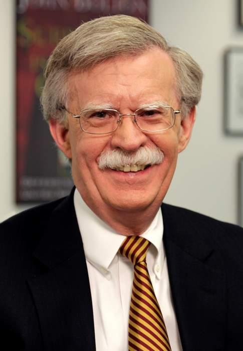 Biden DOJ drops lawsuit against John Bolton over 2020 book release