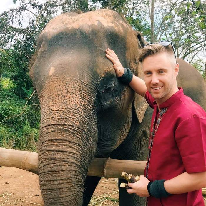Johnny Ward (travel blogger)