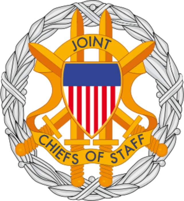 U.S. military labs working to develop coronavirus vaccine: top U.S. general