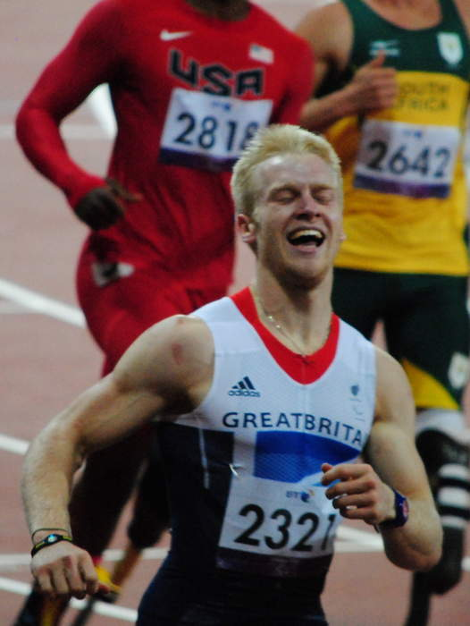 Tokyo Paralympics: Two-time champion Jonnie Peacock wins joint bronze in T64 100m