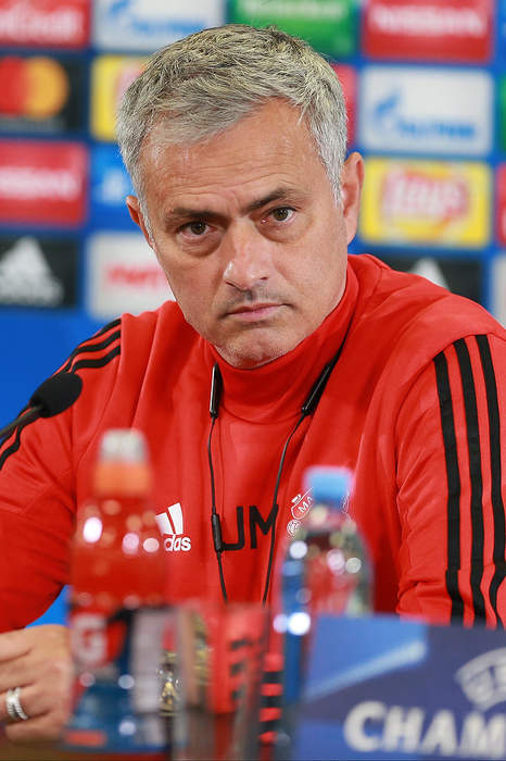 Jose Mourinho: Tottenham boss says he wanted to make 11 changes at half-time