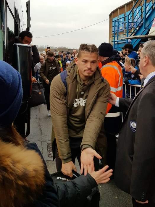 Kalvin Phillips: Leeds United midfielder takes Ian Wright on tour of his football roots