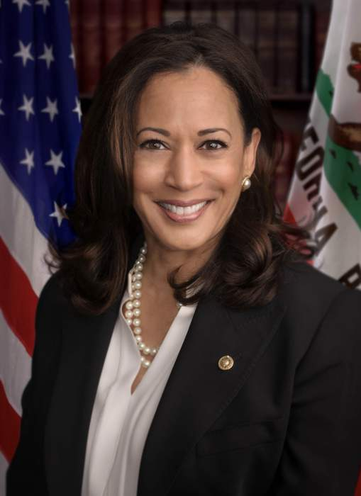 After heroic role fighting the Capitol Hill riots, Eugene Goodman escorts Kamala Harris to inauguration
