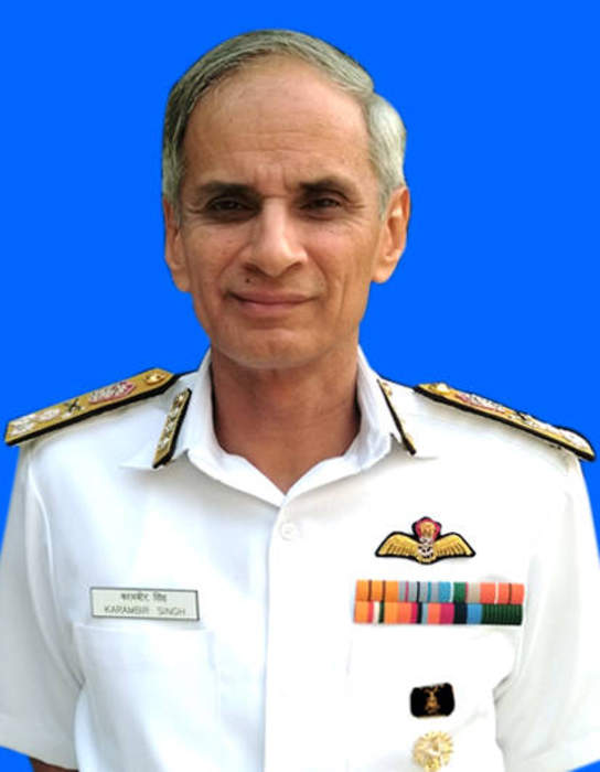 1971 Indo-Pak war altered geography of South Asian sub-continent: Navy Chief
