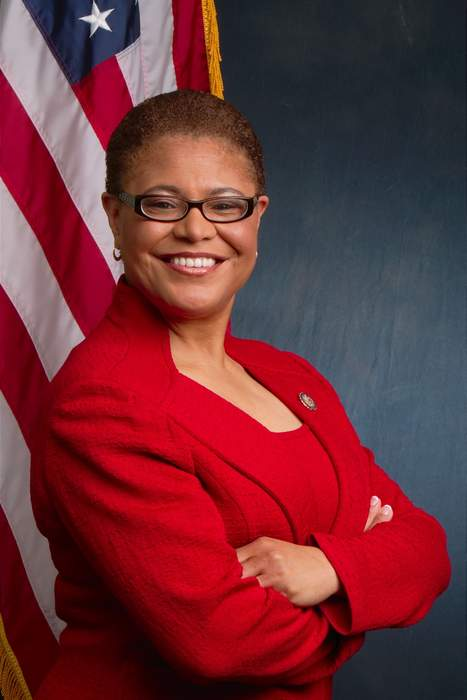 Rep. Karen Bass Says 80 Percent Chance George Floyd Policing Act Passes