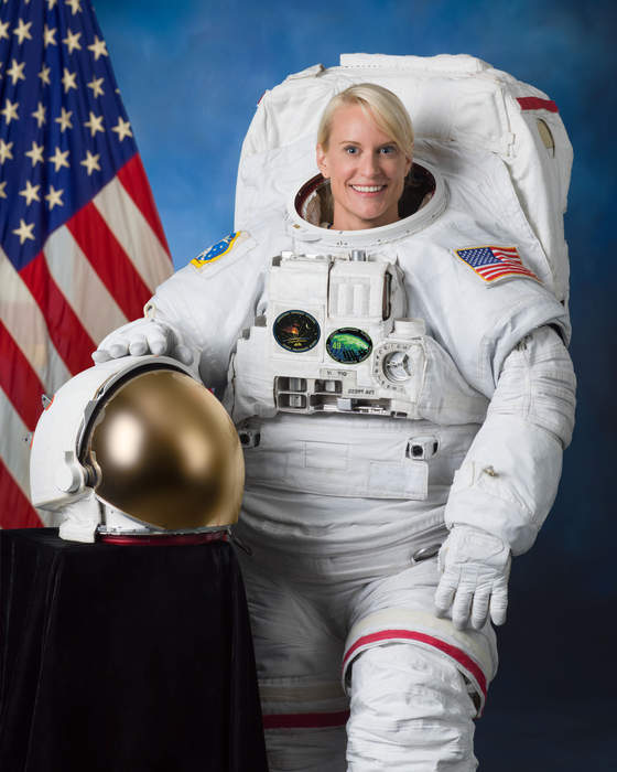 Astronaut to vote from space in November election