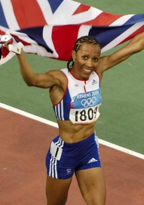 Dame Kelly Holmes: Cypriot radio, a lucky loo & pain - the inside story of 2004's double gold