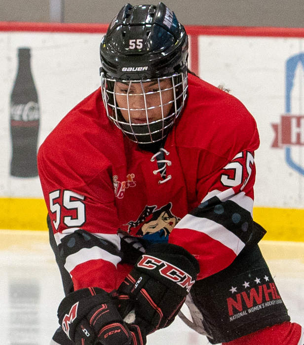 Kelsey Koelzer, first Black woman NCAA hockey head coach, 'has the fire to be the best'