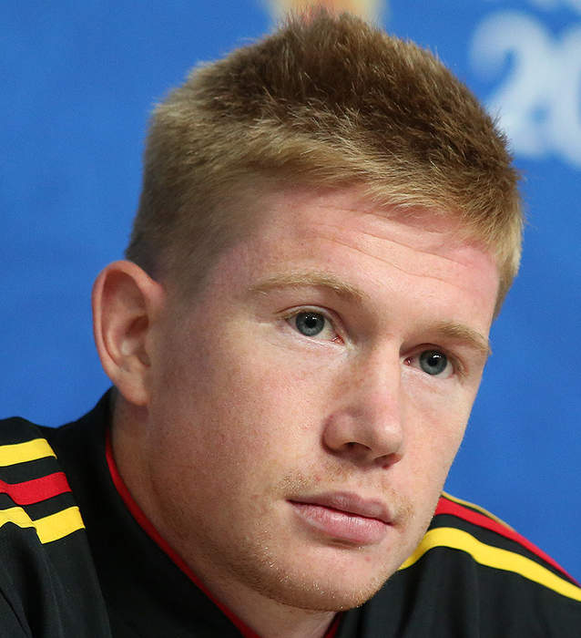 Kevin de Bruyne: Pep Guardiola hails midfielder's performance in Leicester win