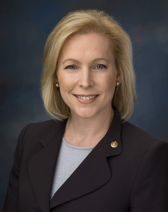 Kirsten Gillibrand becomes first senator to exit 2020 race