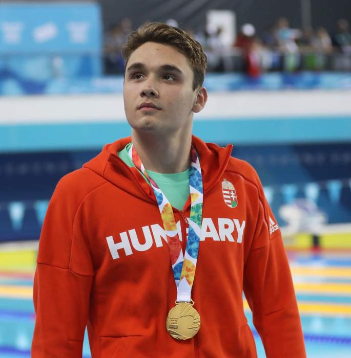 Tokyo Olympics: Kristof Milak rues ripped trunks after winning butterfly gold