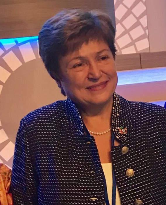 IMF names Kristalina Georgieva as new head